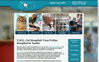 Cat Hospital of Auburn, The