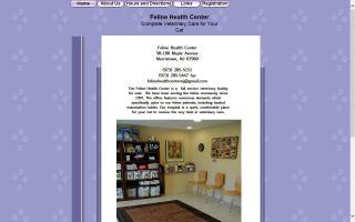 Feline Health Center