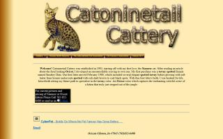 Catoninetails Cattery