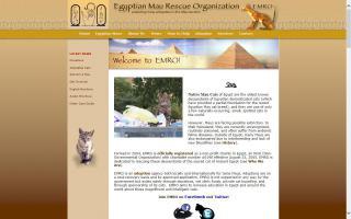 Egyptian Mau Rescue Organization - EMRO