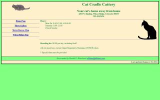 Cat Cradle Cattery