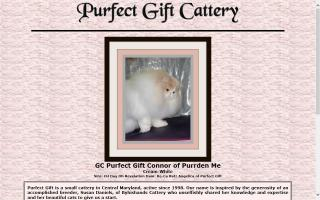 Purfect Gift Cattery