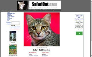 SafariCat.com