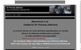 St-Thomas Sibériens