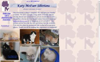 Katy McFurr Siberians