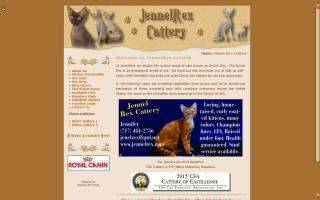 JennelRex Cattery
