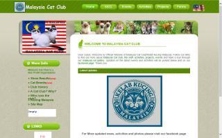 Kelab Kucing Malaysia / Malaysian Cat Club - KKM / MCC