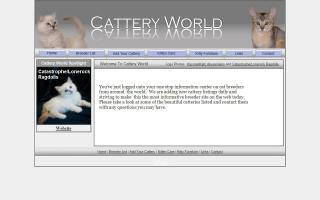 Cattery World