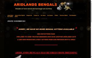 Aridlands Bengals
