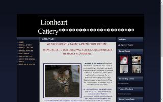 Lionheart Cattery