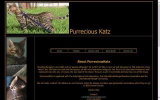 Purrecious Katz Bengals