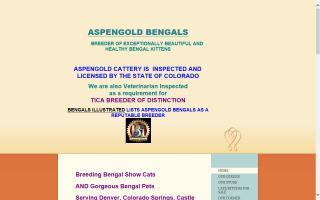 AspenGold Bengals