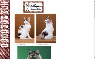 Kiddlyn Japanese Bobtails