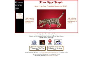 Prince Royal Bengals