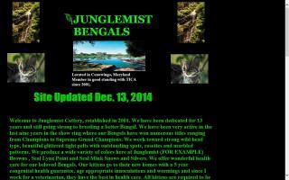 Junglemist Bengals