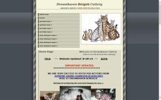 Dreamhaven Bengals Cattery