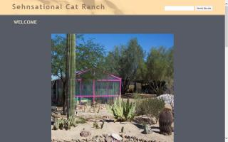 Sehnsational Cat Ranch