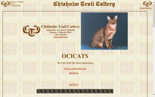 Chisholm Trail Cattery