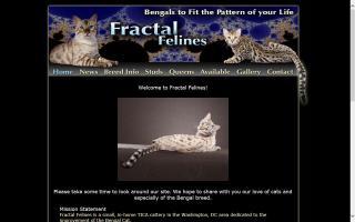 Fractal Felines