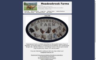 Meadowbrook Farms - MBF