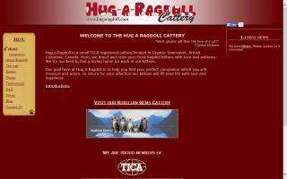 Hug a Ragdoll Cattery