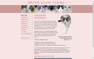 Ragalong Ragdolls / Briar Glen Farms