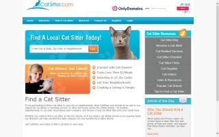 CatSitter.com