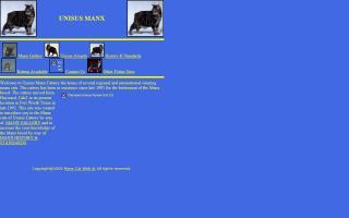 Unisus Manx Cattery