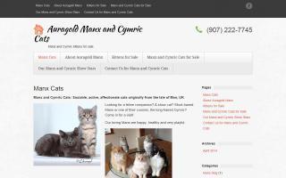 Vagary Mews Manx Cats