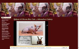 Adoraelves Cattery