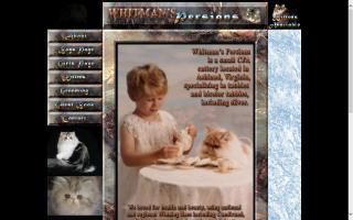 Whitman's Persians