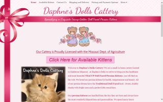 Daphne's Dolls Cattery