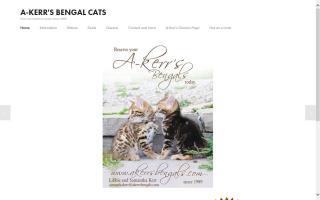 A-Kerr's Bengal Cats