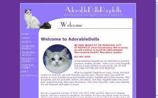 AdorableDolls Ragdolls