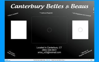 Canterbury Belles & Beaus