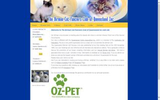 Birman Cat Fanciers Club of Queensland Inc