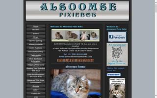 Alsoomse Pixiebob