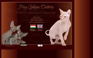 Pixy Sphynx Cattery