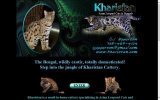 Kharistan Bengal Cattery