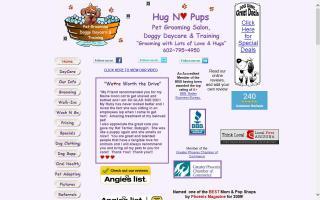 Hug N Pups Pet Grooming Salon