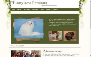 Hunny-Dew Persians