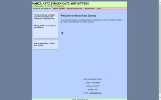 Kanza Katz Cattery
