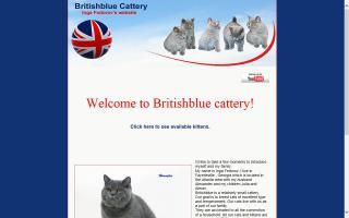 Britishblue Cattery