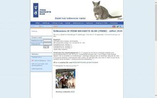 Jydsk Racekatte Klub - JYRAK