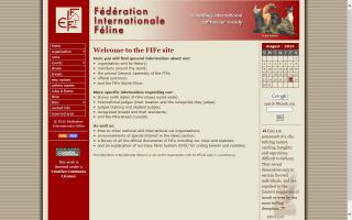 Fédération Internationale Féline - FIFe
