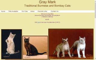 Gray Mark Cattery