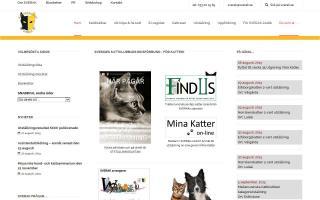 Sveriges Kattklubbars Riksförbund - SVERAK / Sweden Cat Clubs Association