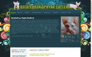 Beeblebrox Sphynx
