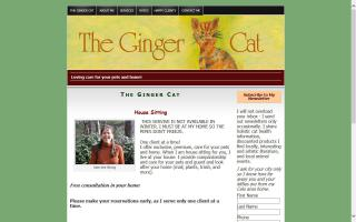 Ginger Cat, The