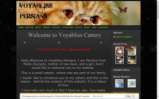 Voyabliss Cattery
